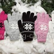 Перчатки MARGOT BIS-DAKOTA (двойные) фото