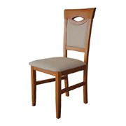 Стул деревянный Irina, деревянные стулья для кафе фото