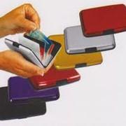 Бумажник Аллюма Уоллет фото