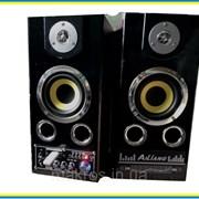 Акустика с радиоприемником и USB FM-81 Bluetooth фото