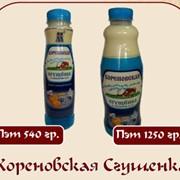 Молоко сгущенное Кореновская Сгущенка ПЭТ 540 г фото