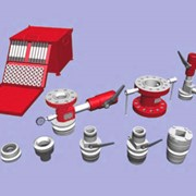 Комплекс герметизирующего оборудования 1КГОМ фото