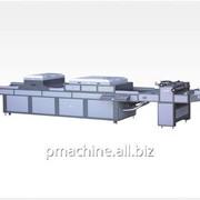 УФ-лакировальная машина SHCM 1200 фото