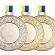 Медали 1,2,3 места фото
