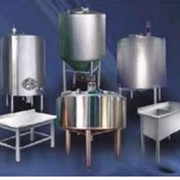 Оборудования для переработки продуктов питания, мясной и молочной промышленности. фото