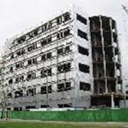 Здания промышленные фотография