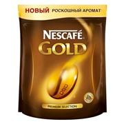 Кофе черный Nescafe GOLD Doy Pack Ergos фото
