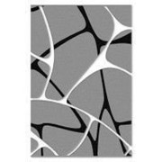 Ковролин (ковролан) Duet серый паутинка фото