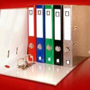 Папки-регистраторы фото