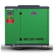 Винтовой компрессор Atmos SEC221 фото