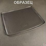 Коврик в багажник Kia Sportage Grant 1999-2005 (полиуретановый с бортиком) фото