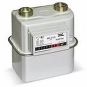 Счетчики газа мембранные BK G16 фото