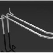 Крючок двойной для перфорации КДп-100/50 КДп-150/50, КДп -200/50, КДп -250/50, КДп -300/50 фото