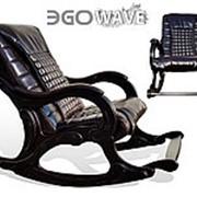 Массажное кресло-качалка EGO WAVE EG-2001 в комплектации LUX фото