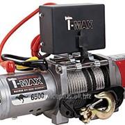Лебедка T-Max EW8500, 12v, Off-Road фото