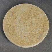 Пекарский камень вулканический круглый (подходит для тандыра), 21х2 см фото