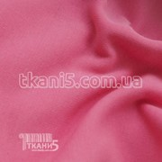 Ткань Трикотаж ангора на меху ( розовый ) 5560 фото