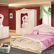 Спальные гарнитуры, спальня Кармен фото