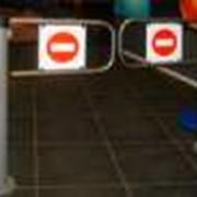 Калитка механическая с доводчиком фото