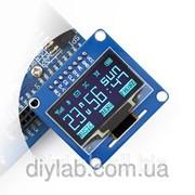 LCD OLED 1.3'' 128x64 SPI/I2C Blue фото