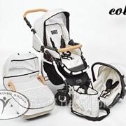 Детская универсальная коляска Dada Paradiso Group DPG ?Carino 2 в 1 фото