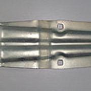 Петля воротная 260 мм фото