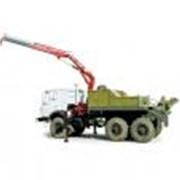 Машина технической помощи МТП- А2 (шасси КАМАЗ-43114 6х6) фото