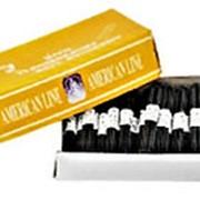 Шпилька 864033 BBox LT 1757 для волос металлическая черная см_8 в уп.500 шт. ( цена за 10 шт.) фото