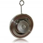 Клапан межфланцевый обратный (хлопушка) Ду 600 фото
