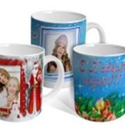 Печать ФОТО на чашках и кружках фото