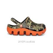 Crocs детские shocolat фото