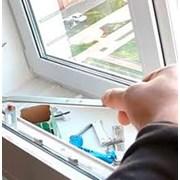 Ремонт и регулировка пластиковых окон в Астане. фото