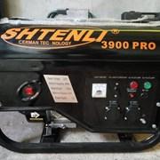 Генератор SHTENLI PRO 3900-3.3кВт+Масло. фото