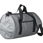 Спортивная сумка Burst, серая фото