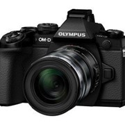 Фотоаппарат Olympus E-M1 1250 kit black/black фото