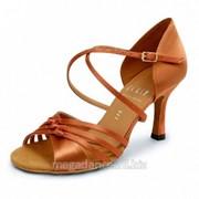Обувь женская для танцев латина Бола фото