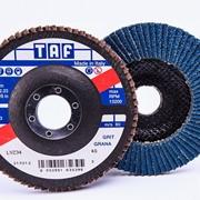 Лепестковый диск профессиональной серии LVZ66 фото