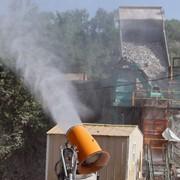Промышленные установки для подавления пыли фото