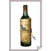 Сухое белое вино Aлиготе, 1984 фото
