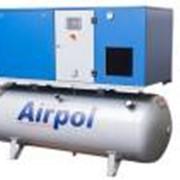 Компрессор винтовой Компресор Airpol KT5 з ресивером 0.8 МПа фото