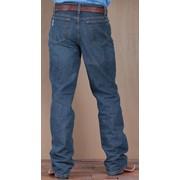 Джинсы мужские батального размера Cinch® Men's Mid Rise Relaxed Straight Leg фото
