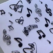 Anna Tkacheva, 3D-слайдер Crystal HT №187 «Музыка. Мелодии» фото
