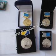 Медаль на колодке фото