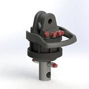 Ротатор GR 46 для грейфера фото