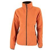 Женская флисовая куртка для занятия активными видами спорта и повседневной носки в городе фото