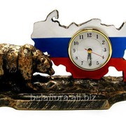 """Часы настольные """"Медведь"""" Ч010 фото"""
