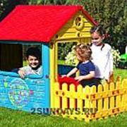 Dolu дом с забором 3013 фото