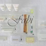 Упаковка туалетных принадлежностей фото