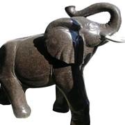 Скульптуры из камня фото