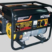 Бензиновый электрогенератор Huter DY4000L фото
